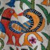 Wandbehang_Wandtteppich_KAntha_weiss_Vogel_talking_textiles_6