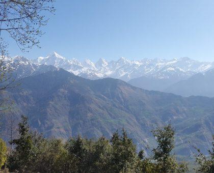 Grüße aus dem Himalaya