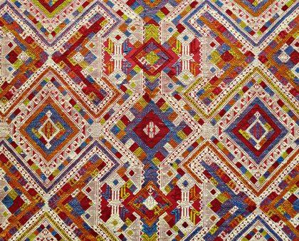 Textilien aus Houaphan, Laos