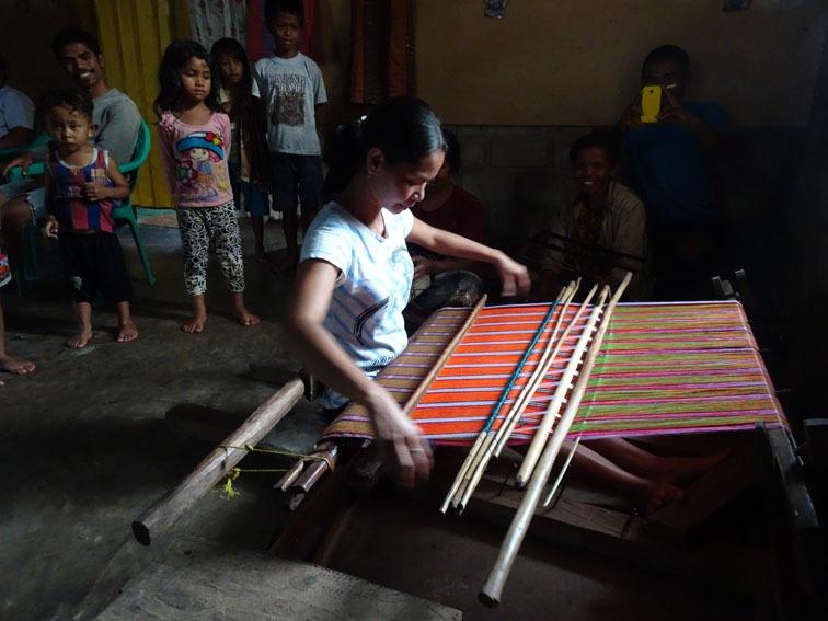 Textilverkostung