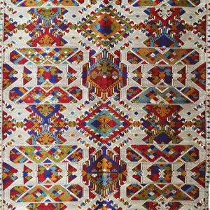 Wandbehang, Wandteppich aus Laos