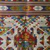 Wandbehang_Wandteppich_Laos_Siho_rot_talking_textiles_9