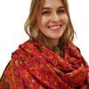 Kaschmir_Stola_pink_Blüten_talking_textiles_1