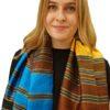 Seidenschal_schwarz_gold_türkis_braun_talking_textiles_3