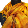 Seidenschal_dünn_gelb_talking_textiles_1