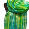 Seidenschal_dünn_grün_talking_textiles_1