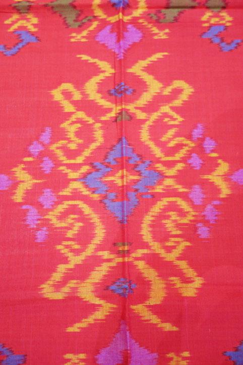 Ikat Sarong Detail