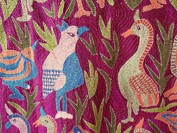 Wanbehang Vögel