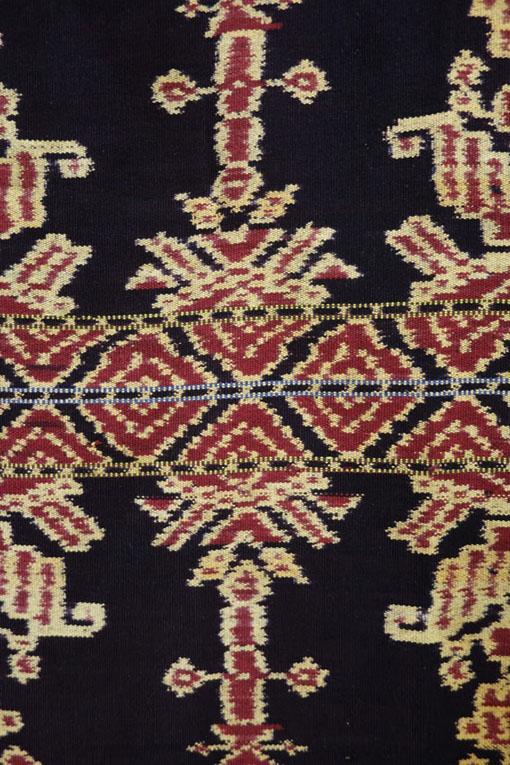 Wandbehang Ikat Flores
