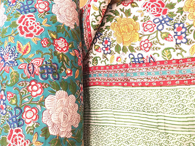 Neue Decken