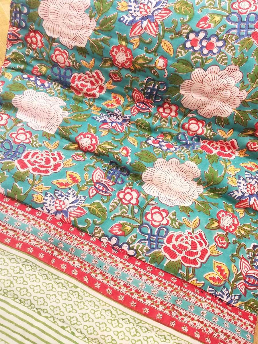 Eine Decke, zwei Designs
